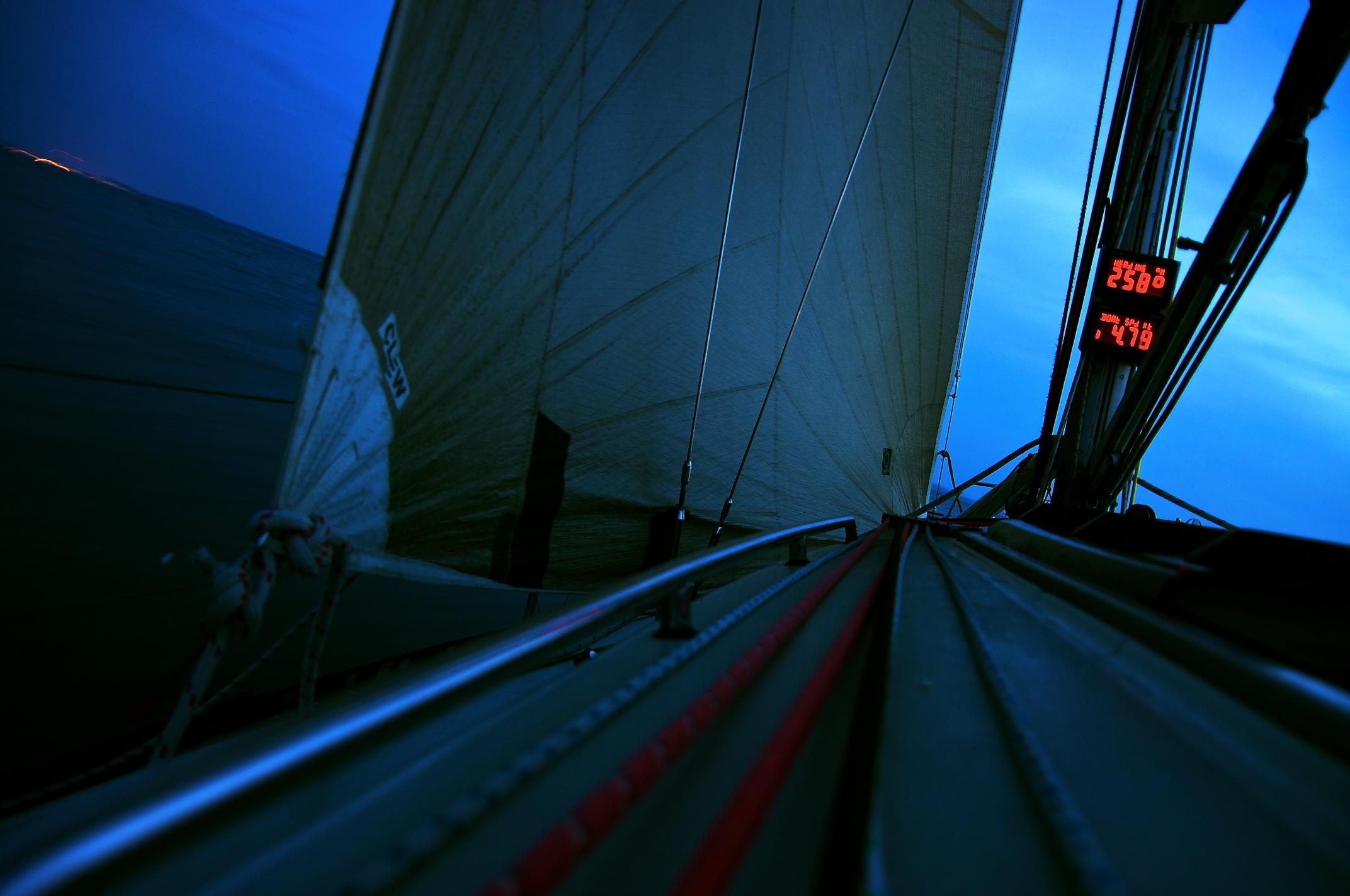 Mittsommer Nacht Segeln 2012 3